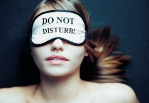 do-not-disturb