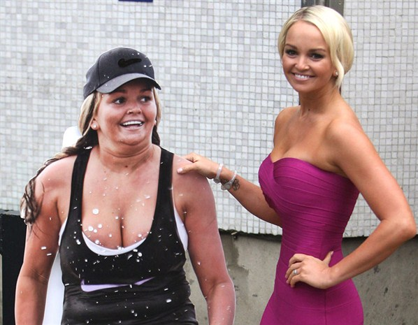 Image result for jennifer ellison then and fat