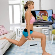 Work Out During Commercials