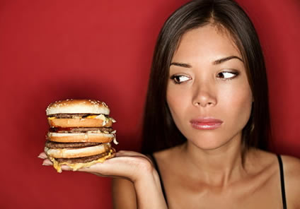 Depression and Fast Food Linked