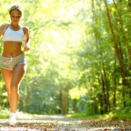 Jogging in forest twice as good for mental health