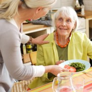 'Care for elderly at home, not hospital'