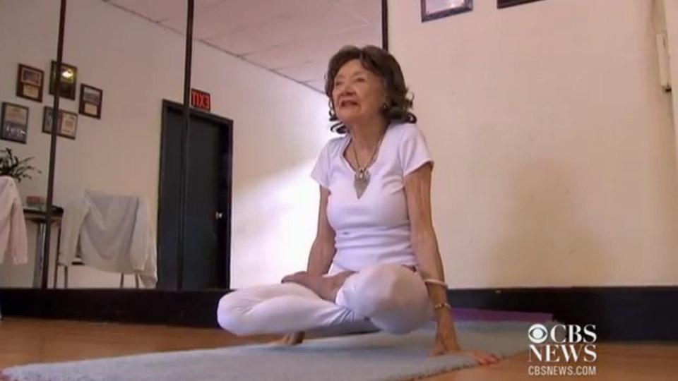 World's Oldest Yoga Teacher - mediterranean-quality-care.com